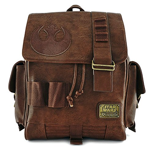 Loungefly Star Wars The Force Awakens Rey Faux Leather Backpack