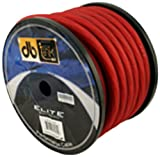 DB Link STPW0R50Z 50-Feet Roll Soft Touch Power Wire (Red)