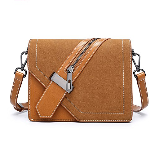 Bag Shoulder Handbag Bag Fashion Bag Brown Women Crossbody Small Ladies Square Clutch dqnZrw7qW
