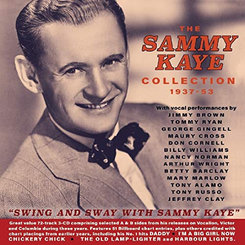 The Sammy Kaye Collection 1937-53
