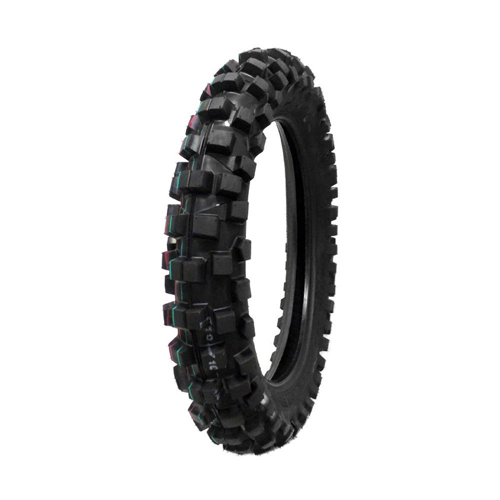 Dirt Bike Tire 110/100-18 Model P154 Front or Rear Off-Road Fits on KTM 400 EXC 2000-02, 400 MXC 2001-02, 450 XC-W Six Days 2010-11, 450 MXC 2004-05