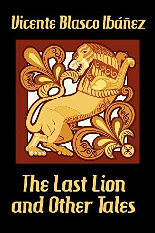 book cover of The Last Lion