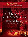 Note Of Peril (Hideaway (Love Inspired))