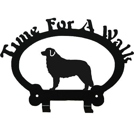 Amazon Com Sweeney Ridge Bernese Mountain Dog Leash Holder Pet
