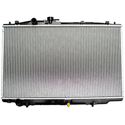 cciyu Radiator 2773 Fits for 2004 2005 2006 Acura TL Base V6 3.2L ()