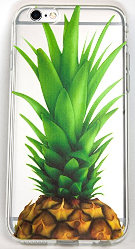 YogaCase InTrends Phone Case, Compatible with iPhone 5C (Big Pineapple)