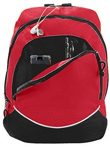 Red White Augusta Large Sportswear Color Black Backpack Tri w1UwqS