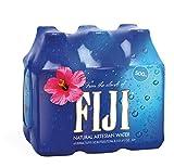 FIJI Natural Artesian Water,16.9 Fl Oz (Pack of 6)
