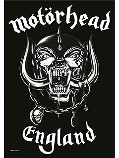 England Posterflagge Mot/örhead Flagge Textilflagge