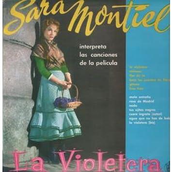 437764623 La violetera  Sara Montiel  Amazon.fr  Musique