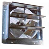 Airmaster 23000 Lower Pressure Shutter Fan