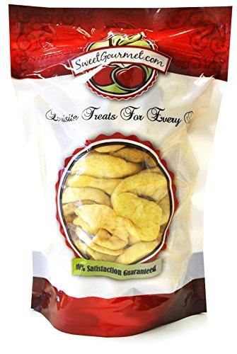 - Sweetgourmet Fancy Dried Fruits, Dried Apple Rings, 1 lb