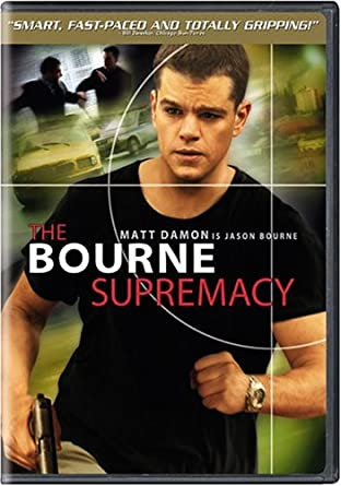 3117d5639 Amazon.com: The Bourne Supremacy (Widescreen Edition): Matt Damon ...