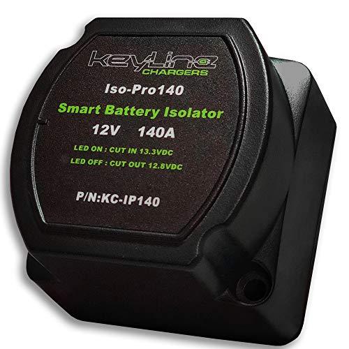 Vanlife Essentials: Installing a Smart Battery Isolator on