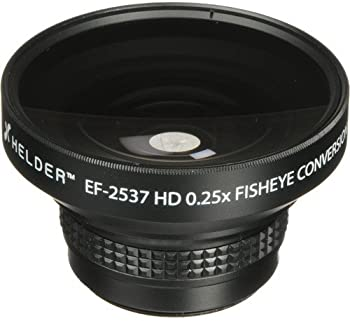 Helder 37mm HD 0.25x Fisheye Conversion Lens