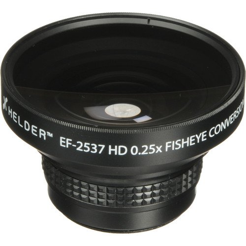 Helder EF-2537 37mm HD 0.25x Fisheye Conversion Lens