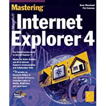 Mastering Microsoft Internet Explorer 4