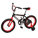 NEW 16' Steel Frame Children BMX Boy Kids Bike Bicycle With Training Wheels...