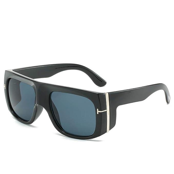 Yangjing-hl Gafas de Sol con Plataforma Gafas de Sol para ...