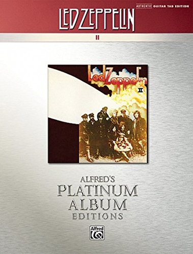 latinum Guitar: Authentic Guitar TAB (Alfred's Platinum Album Editions) ()