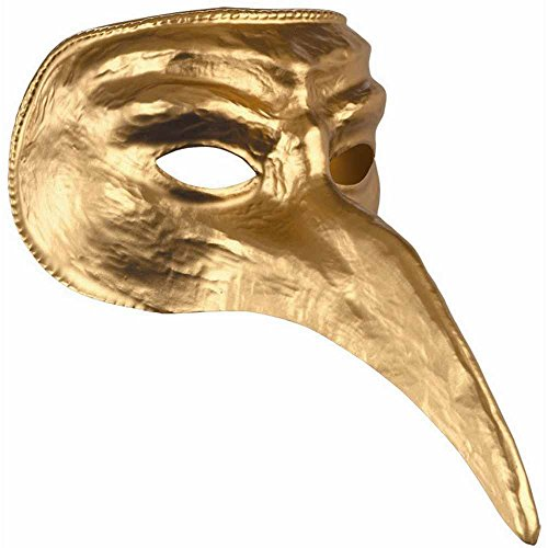 Disguise Gold Venetian Adult Mask