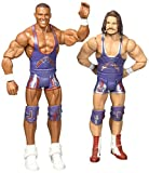 (US) WWE Jason Jordan and Chad Gable (American Alpha) Action Figures (2 Pack)