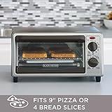 BLACK+DECKER 4-Slice Countertop Toaster