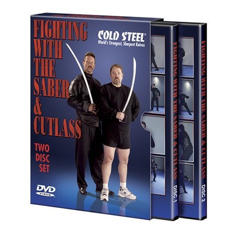 - Cold Steel VDFSC Training DVD, Fight with Cutlass & Sabre