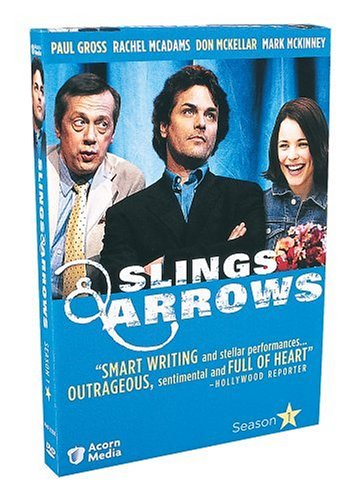 Slings & Arrows - Season 1 by ACORN MEDIA