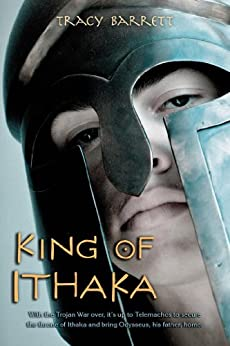 King of Ithaka by [Barrett, Tracy]