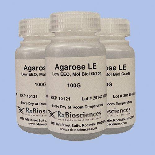 Low Melting Point Agarose 25G – Molecular Biology Grade, P05-SR02-25