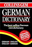 German Dictionary (Collins Gem)