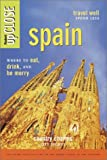 Spain, Fodor's Travel Publications, Inc. Staff, 0679006672