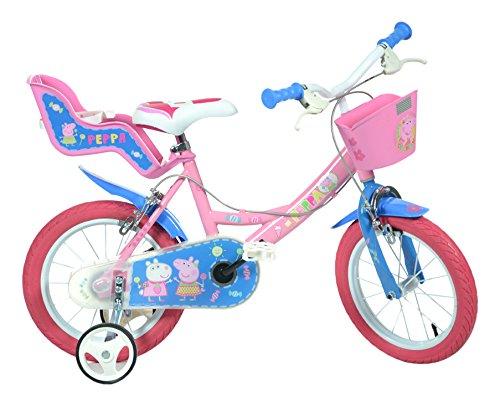Dino Bikes 144r-pig Peppa Pig 35,6 cm Fahrrad