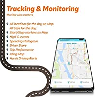 No Monthly Fees GPS Tracker OBD 3G Vehicle GPS Tracking VYNCS Premium Teen Driver Safety VPOBDGPS1