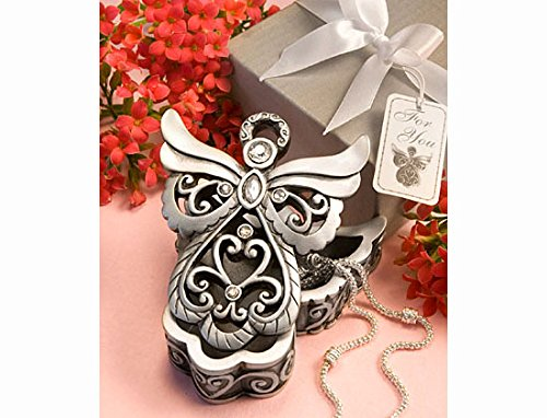 Angel Design Curio Box From The Heavenly Favors Collection Great