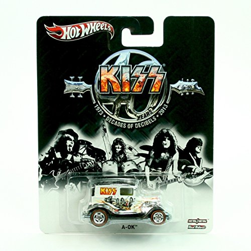 kiss hot wheels - 3