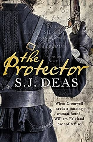 book cover of The Protector