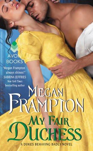 book cover of My Fair Duchess