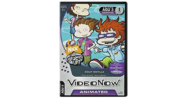 Videonow Personal Video Disc: All Grown Up! -