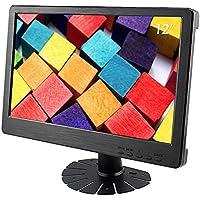 Elecrow 12-Inch 1920X1080 HDMI DVI-D VGA PS3 PS4 WiiU Xbox360 1080P Display Monitor for Raspberry Pi 2B B+ Raspberry Pi 3B Windows 7 8 10