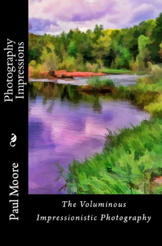 Grand Canyon Impressions - An Impressionistic Photographic Study (Art Book 2)