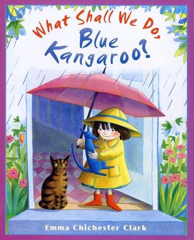 Download What Shall We Do, Blue Kangaroo? ebook
