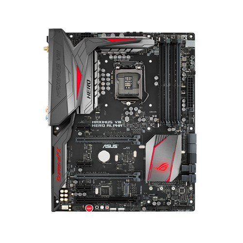 ASUS MAXIMUS VIII HERO ALPHA 64x