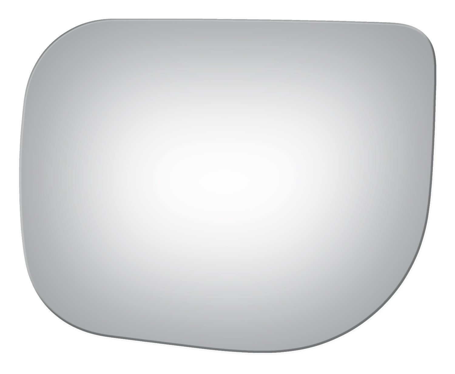 Titan 2009, 2010, 2011, 2012, 2013, 2014, 2015 Burco 4356 Flat Driver Side Replacement Mirror Glass for Nissan Armada