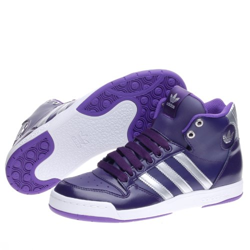 adidas - Zapatillas de gimnasia para mujer Viola e argento