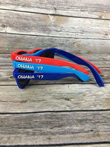30 Personalized Sunglasses - Adult - 30 Birthday Sunglasses