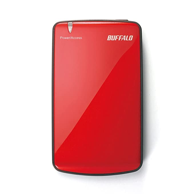 Amazon.com: BUFFALO Turbo-PC EX USB 3.0 Portable External SSD Solid State Drive 128GB SSD-PE128U3-RD: Computers & Accessories