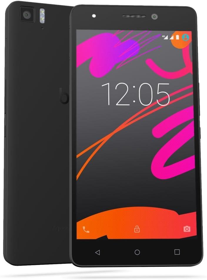 BQ Aquaris M5.5 - Smartphone de 5.5 Pulgadas (4G, Wi-Fi, Bluetooth ...