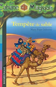"""Afficher """"Cabane magique (La) n° 29 Tempête de sable"""""""